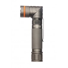 B75 - Magnet Twist Handheld Torch with UV Light 5W